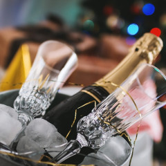 Ina Garten's Brilliant Champagne Hack Is A Must This Holiday Season