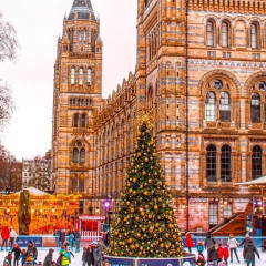 Proof That London Does Christmas Better