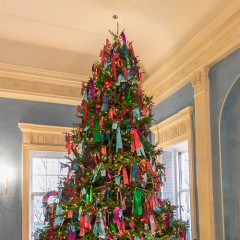 Rafanelli Events Gave Gracie Mansion The Most Colorful Holiday Makeover