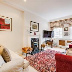 Inside Kate & Pippa's Posh London Home