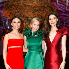 High Society Sparkles At The 2018 NYBG Winter Wonderland Ball