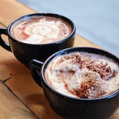 The Absolute Most Delicious Hot Chocolates In NYC