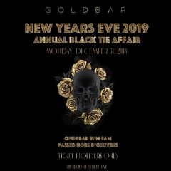 Goldbar Annual NYE Party