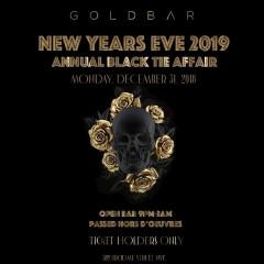 Goldbar Annual NYE Party