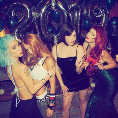 Taylor Swift's New Year's Eve Costume Party Was Full Of Celebs