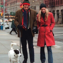 15 Times JFK Jr. & Carolyn Bessette-Kennedy Were New York's Perfect Couple