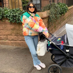 Samantha Haber Is Brooklyn's Coolest New Mom