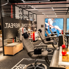 The Well-Heeled Wellness Set Heads To FaceGym's New Downtown Flagship