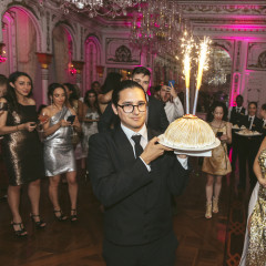 NYC Brings The Sparkle To Palm Beach For Sydney Sadick's 25th Birthday Bash