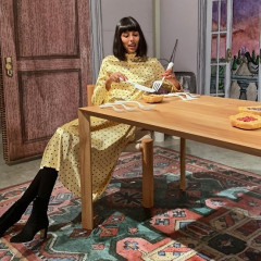 Strike A Pose In New York's Chic, Human-Sized Dollhouse