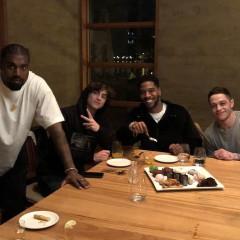 So Timothée Chalamet, Pete Davidson, Kanye West, Kid Cudi & Kim Kardashian Walk Into A Bar...