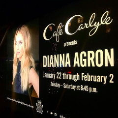 Cafe Carlyle Presents Dianna Argon