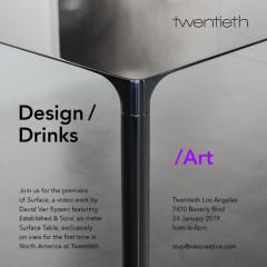 You're Invited: Exclusive Premiere of David Van Eyssen's 'Surface' Video Work