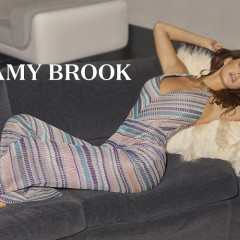 Leo DiCaprio's Girlfriend Looks Amazing In Ramy Brook's New Campaign