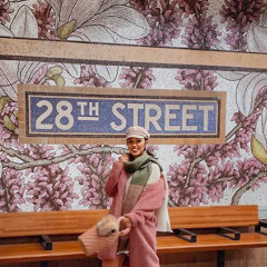 The Most Instagrammable Place In NYC Is... A Subway Station?