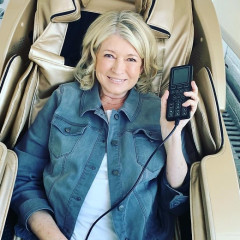 DIY Queen Martha Stewart Loves An At-Home Enema