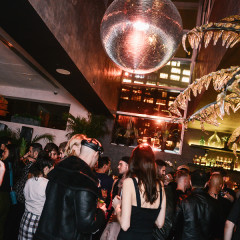 The Style Set Closes Out NYFW With A Disco At GITANO Jungle Room