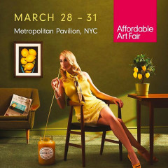 Affordable Art Fair NYC Spring 2019: Private View