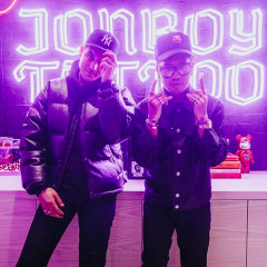 Tattoos with JonBoy at Moxy Times Square