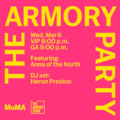 The Armory Party