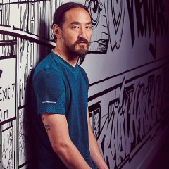 How Cool Would It Be To Work Out With Steve Aoki?