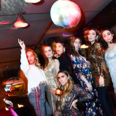 Michelle Madonna Kicks Off Her Bloggers Off-Duty Dinner Series With A Disco Bash