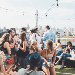 The Best NYC Rooftop Bars For Drinks With A View This Spring