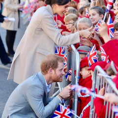 Meghan & Harry Are Officially On Instagram!