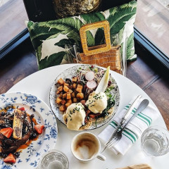 10 Sunny Brunch Spots You'll Instagram The Sh*t Out Of