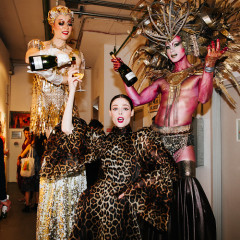 Art Gets Wild At The 2019 Tribeca Ball