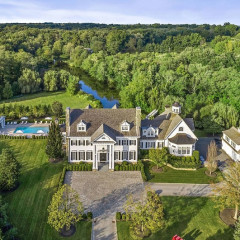 Tommy Mottola's $14.8 Million Greenwich Estate Is A Reason To Move To The Suburbs