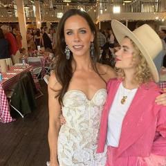 Inside Barbara Bush's SECOND Wedding Blowout In Texas