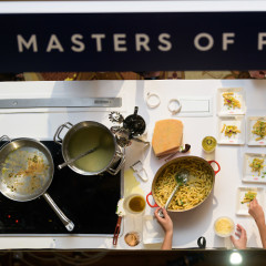 Barilla Just Held The Most Intensely Delicious Pasta Competition