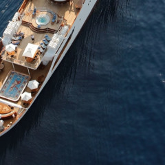 You Can Charter The Onassis Family's Iconic Yacht This Summer