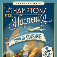 The 15th Annual Hamptons Happening