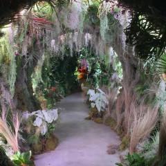 Don't Miss Selah Marley's Secret Garden Art Installation In Brooklyn