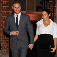 Prince Harry & Meghan Markle Welcome A Baby Boy!
