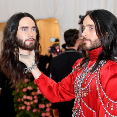 Jared Leto's Head Had The Most Fun At The Met Gala