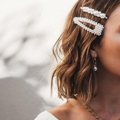 Shop The Trendy Hair Clips All The Fashion Girls Are Wearing