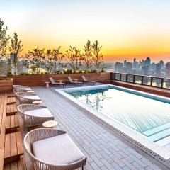 A New Members-Only Rooftop Pool Is Opening In NYC