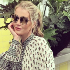 Lady Kitty Spencer Has A Type: Old & Rich!