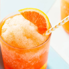 The Frozen Aperol Spritz You'll Be Drinking All Summer Long