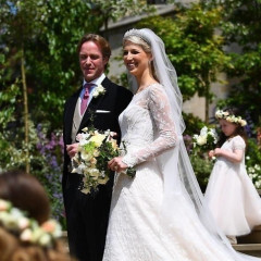 Inside The A-list Royal Wedding You Missed This Weekend