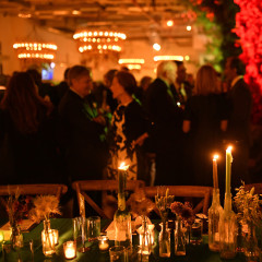 Inside The High Line's 20th Anniversary Party