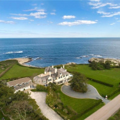 Inside Edith Wharton's $12 Million Newport Mansion