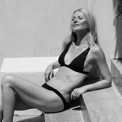Gwyneth Paltrow's New Swimwear Line Is Just As Chic (& Expensive) As You'd Think
