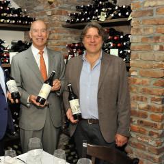 Wine Legends Michael Mondavi & Baron Francesco Ricasoli Host An Exclusive Taste Of Chianti Classico