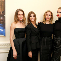 Villageluxe Kicks Off A Glam Charity Initiative With Natalia Vodianova