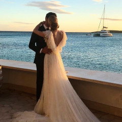 Inside Selby Drummond's It Girl Wedding In Anguilla (Where Anna Wintour Was A Guest)