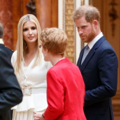 Prince Harry's Awkward Meeting With Ivanka Trump
